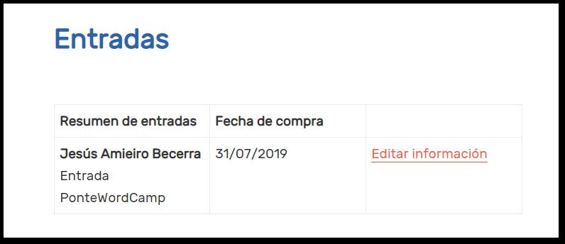 2019-07-31 11_20_32-Entradas-PonteWordCamp 2019